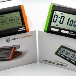 CE Chess Clocks